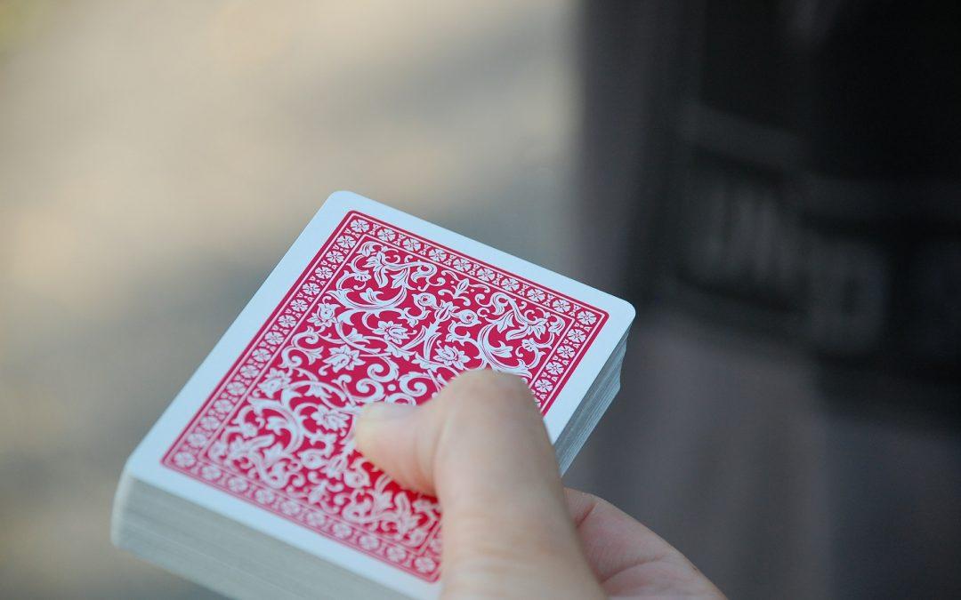 Gids: 3 kaart poker strategieën