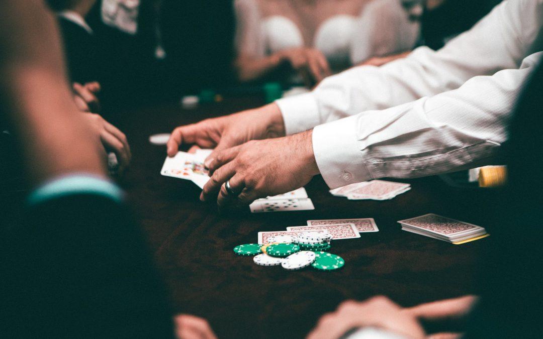 Winnen bij een groot online poker toernooi