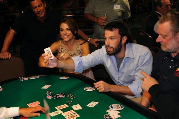 Beroemdheden die professioneel poker spelen
